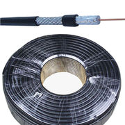 China 1.02mm Copper RG6 Coaxial Cable