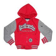 Boys fleece fashion jacket from China (mainland)