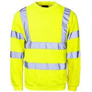 Reflective Safety Fleece Jacket from China (mainland)