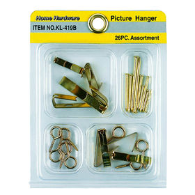 26Pcs picture Hanger Kits from China (mainland)