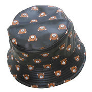 PU Leather Bucket Hats Manufacturer