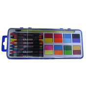 Rainbow watercolor set wonderful color set from China (mainland)