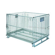 Foldable wire mesh box pallet from China (mainland)
