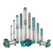 Solar Submersible Pump from India