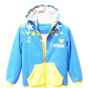 Pre boys' hooded jacket from China (mainland)