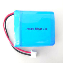 Lithium ion polymer battery pack from China (mainland)