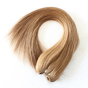 Virgin Remy Brazilian Hair Weft from China (mainland)