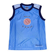 Boys Basketball Tank Top from China (mainland)