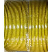 Galvanized steel wire rope coated PVC from China (mainland)