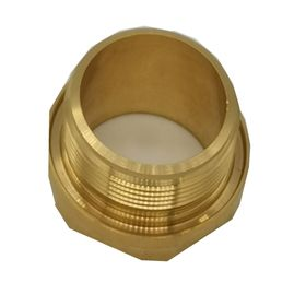 China Brass machined part