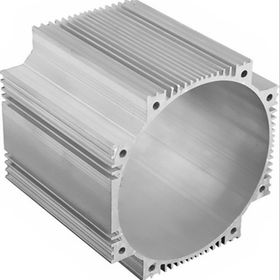 China Aluminum parts CNC machine part