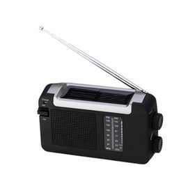 SORBO Useful Solar AM/FM Radio from China (mainland)
