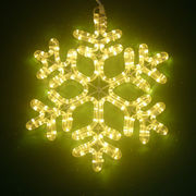 Outdoor Mini LED Christmas Holiday Snowflake Fancy Manufacturer
