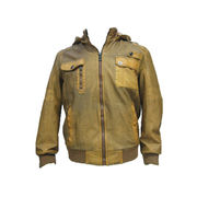 Men's PU Jacket from China (mainland)