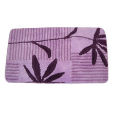 China Table tufted bath mat