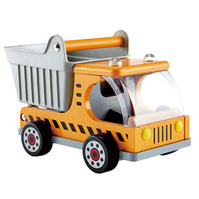 Kid's wooden car toy from China (mainland)