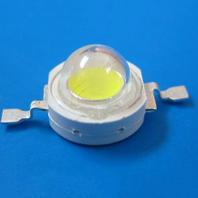 China 1W white high power LEDs