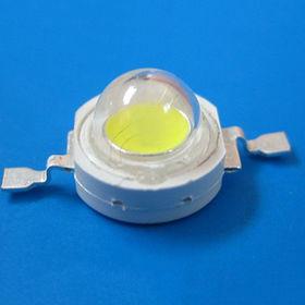 China 1W white high power LEDs