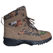 Men's rugged, waterproof and insulated hunting boots