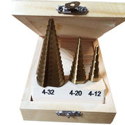 Pagoda Drill Set Or Single Pieces Various Size Small MOQ Is Accept