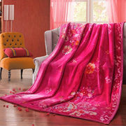 super-soft Raschel Blanket from China (mainland)
