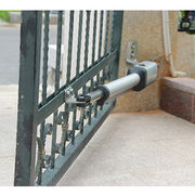 Security Single Dual Leaf Swing Gate Motors Opener from China (mainland)
