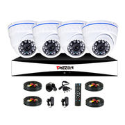 AHD 4CH DVR CCTV kits from China (mainland)