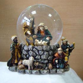 Nativity Snow Globe from China (mainland)