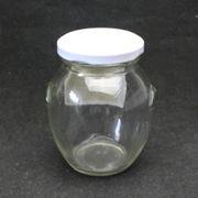 High Transparent Food Sauce Glass Jar from China (mainland)