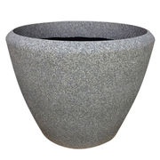 Garden large stone flower pots from China (mainland)