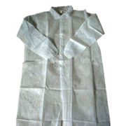 Nonwoven PP disposable lab coat from China (mainland)