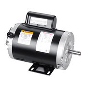 Single Phase Motor, Capacitor Start, 56 to 140T Frame, Dripproof, 2 or 4 Pole, Rolled Steel with CSA from Cixi Waylead Electric Motor Manufacturing Co. Ltd