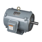 Three Phase Motor, Three Phase, Drip-proof, 1 to 20HP, EPACT/EEV Certified, 56-256T Frame from Cixi Waylead Electric Motor Manufacturing Co. Ltd