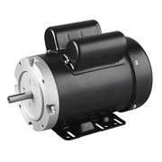 Four-in-one Motor, 56 TEFC Frame Detachable Foot, with C Flange Capacitor Start/Capacitor Run from Cixi Waylead Electric Motor Manufacturing Co. Ltd