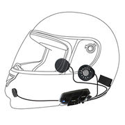 multi function motorcycle helmet bluetooth headset from China (mainland)