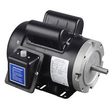 Four-in-one Motor, 56 TEFC Frame Detachable foot, with C-flange Capacitor Start and Capacitor Run from Cixi Waylead Electric Motor Manufacturing Co. Ltd