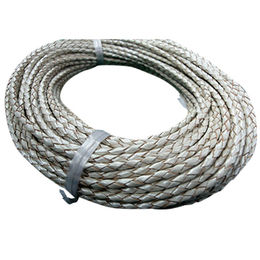 Woven Leather Cord from Taiwan