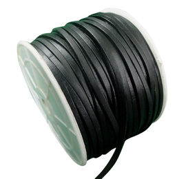 Flat Leather Cord from Taiwan