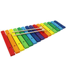 Baby's wooden xylophone music toy from China (mainland)