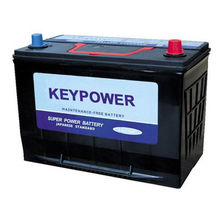 China 12V/60Ah Automotive Car Battery