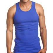 Men's Tank Top Muscle Shirt from China (mainland)