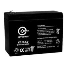 China 12V/8.0Ah Power Battery Bank