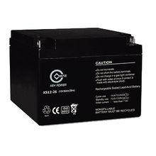 China 12V/26Ah AGM VRLA UPS Battery