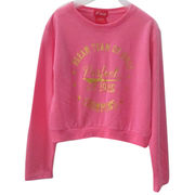Girls' long sleeve crew tee from China (mainland)