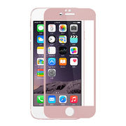 Tempered glass screen protector for iPhone from China (mainland)