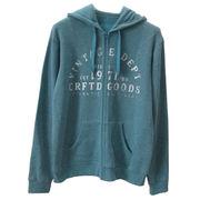 Men's full zip hoodie from China (mainland)