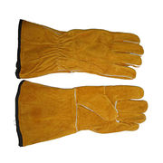 Welding gloves from China (mainland)