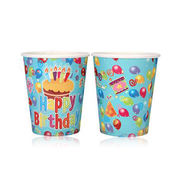 Children's party paper cups from China (mainland)