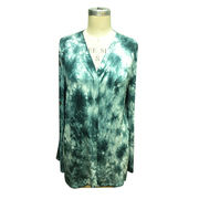 Tie dye top from China (mainland)