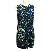 Sleeveless print dress Manufacturer
